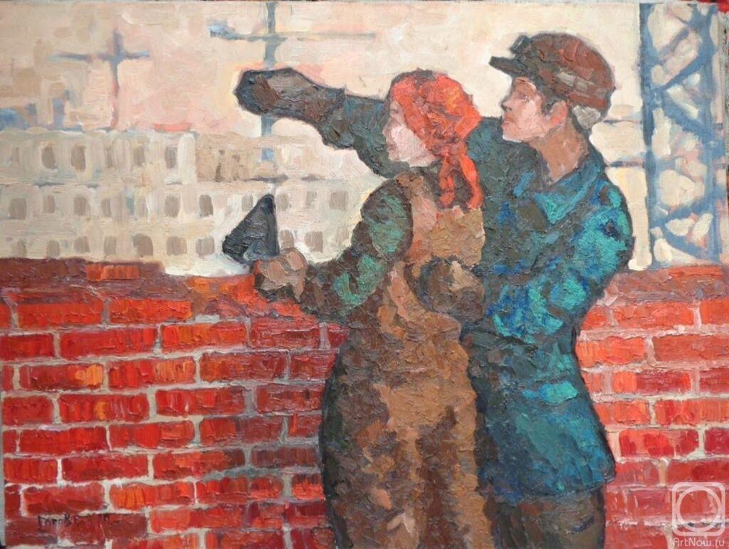 Требуется охранник строительную компанию