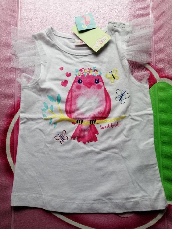 Nova, sa etiketom, majica kupljena u inostranstvu
