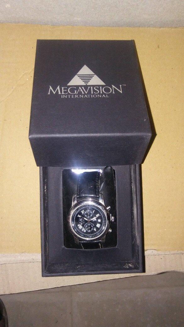 MEGAVİSİON qol saatı (kişi üçün)