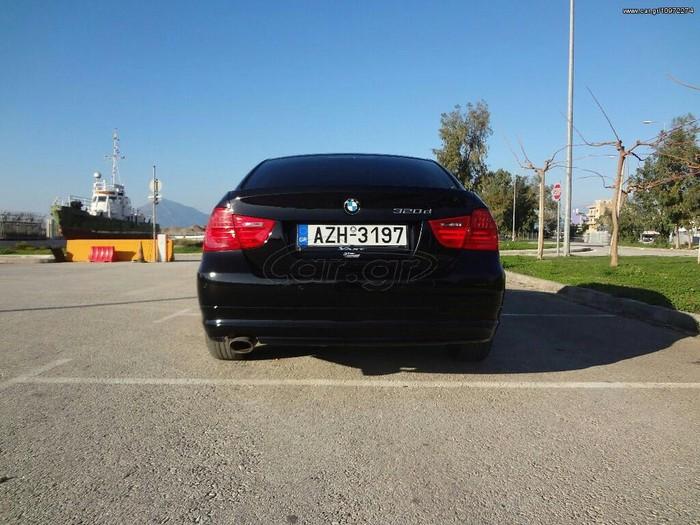 BMW 320 2011. Photo 2