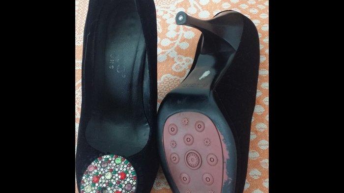 Женские туфли, бархатные, 35 размер в Душанбе
