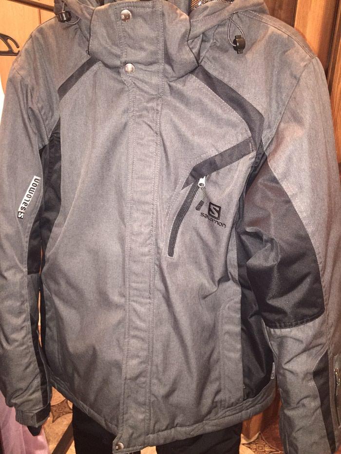 29e13ad36a5d Продажа Мужской лыжный костюм Salomon размер 46-48 новый за 4000 KGS ...