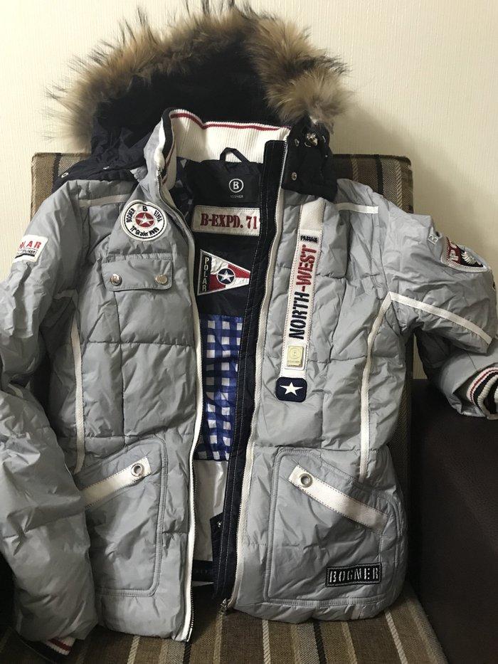 Куртка мужская  Bogner, б/у. Размер S, 2000сом в Бишкеке