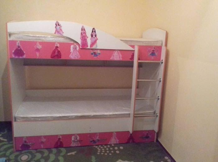 продажа двухъярусная кровать состояние за 12000 Kgs в сокулуке