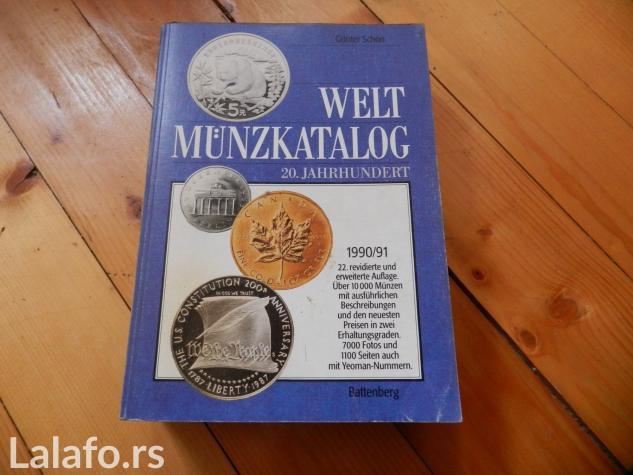 Weltmunzkatalog 20. Jahrhundert 1990/91 / gunter schon - Beograd
