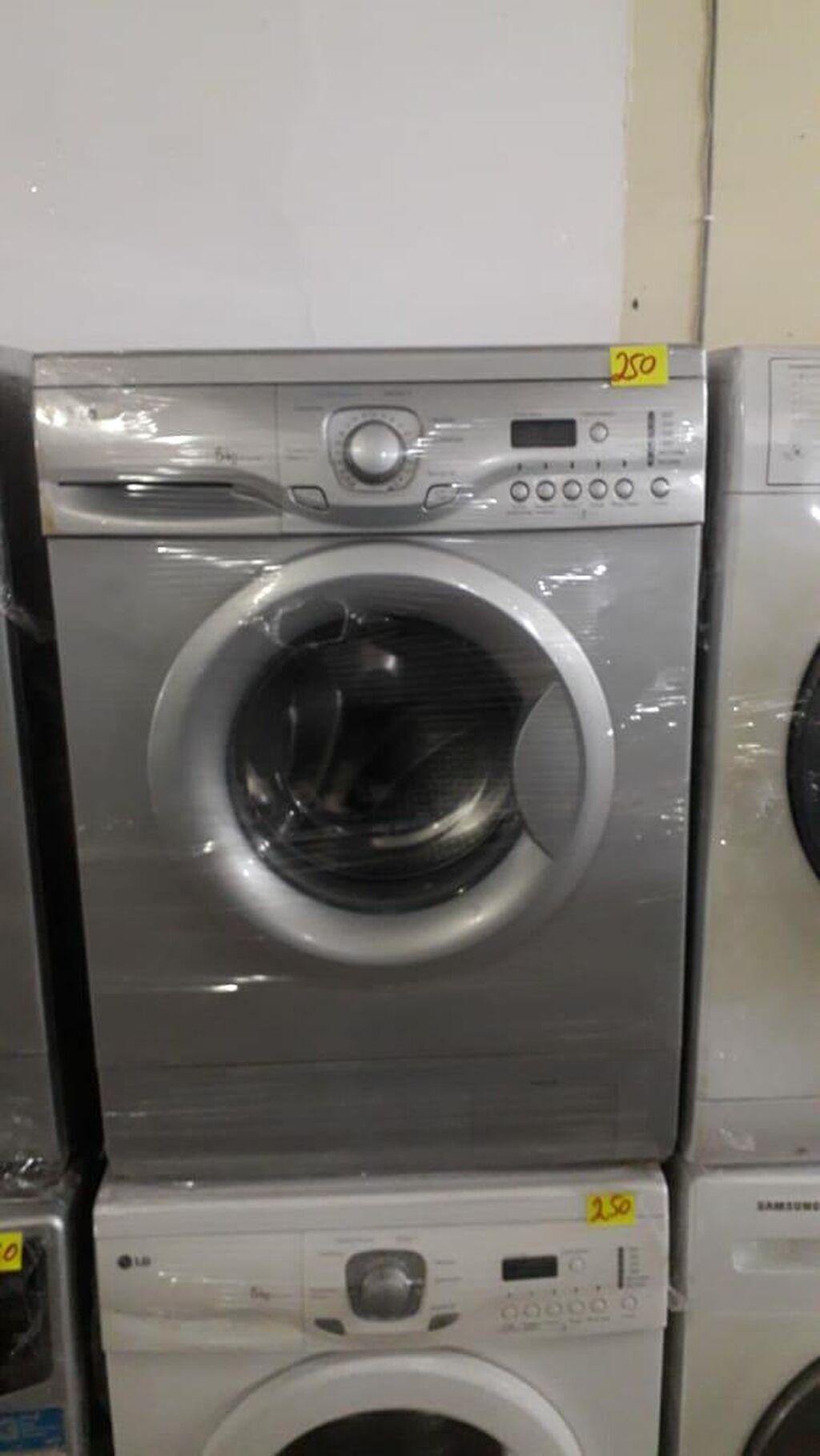Avtomat Washing Machine LG