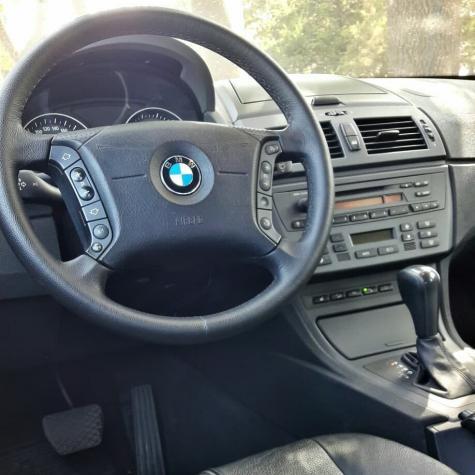 BMW X3 2005. Photo 0