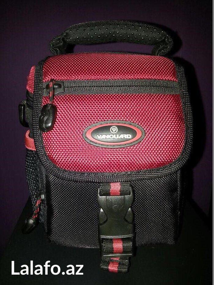 Bakı şəhərində Vanguard fotoparat çantası satılır!... Genişdir. Demək olar heç