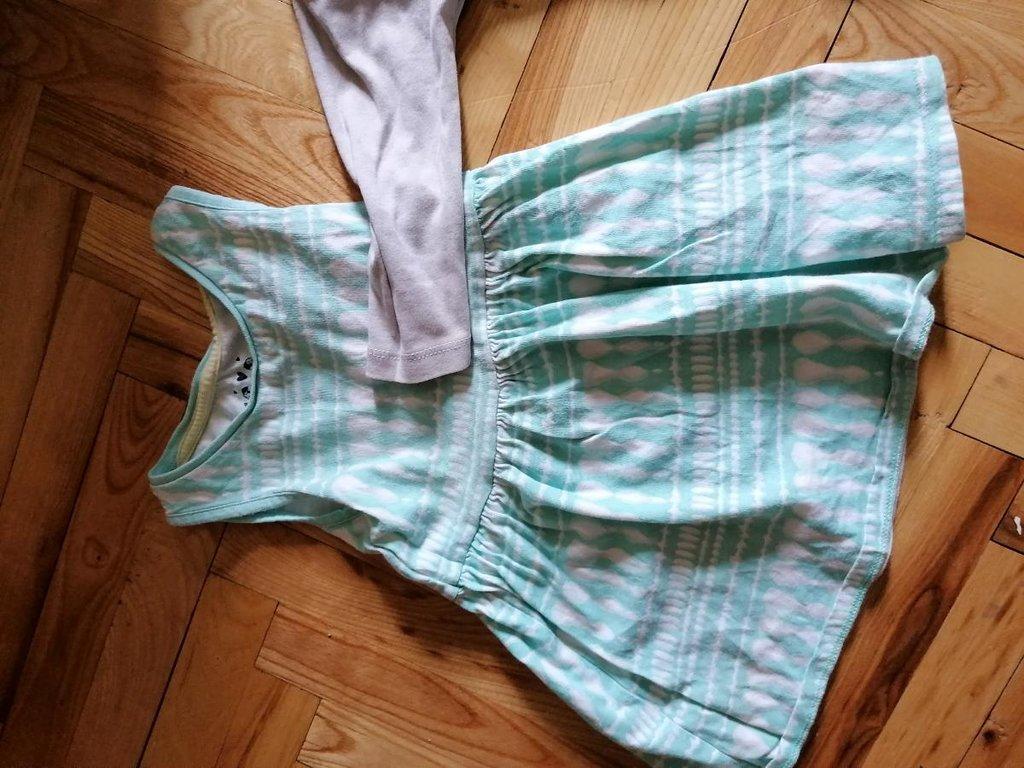 Bodici, haljina 74 velicina Sve za 1000dinara