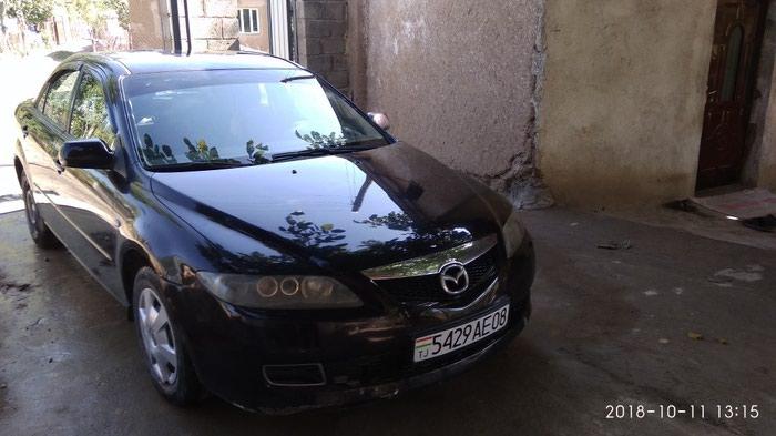 Mazda 6 2006. Photo 0