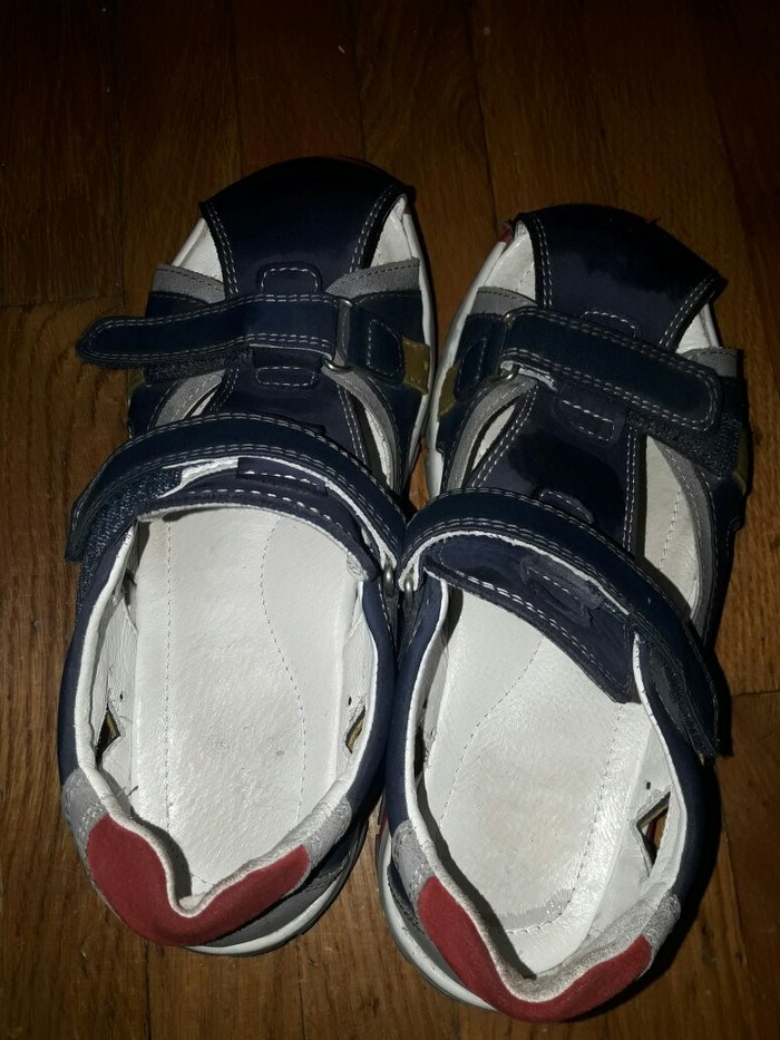 Baldini anatomske sandale broj 33 nove jednom obuvene... Imam i racun - Beograd