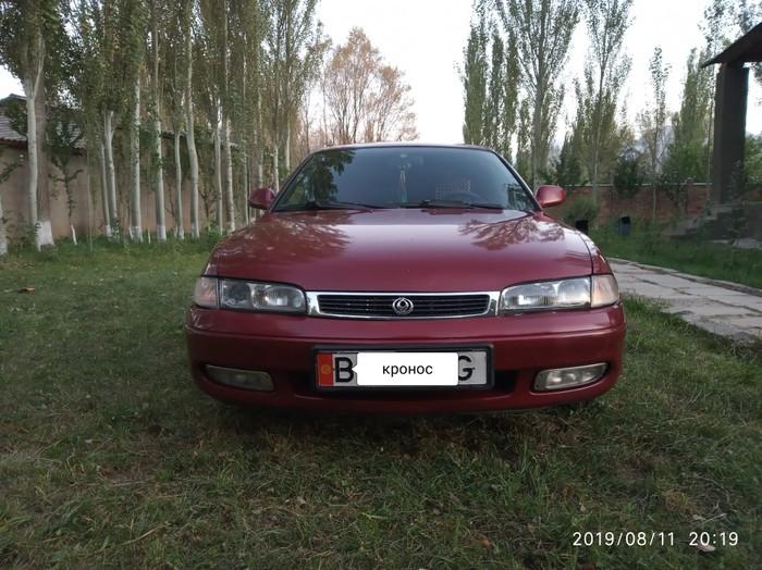 Mazda Cronos 1997. Photo 3