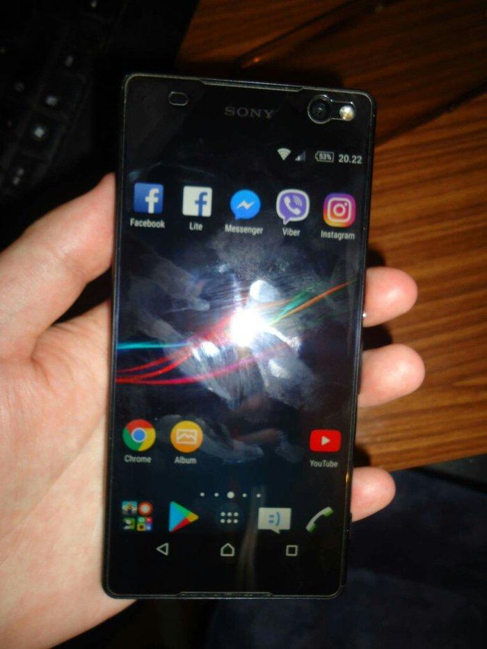 Perfektan mobilni sony xperia c5 ultra, koriscen godinu i 2 meseca, od - Trstenik