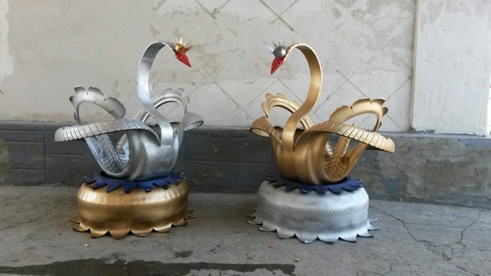 Лебеди декоративные в Бишкек