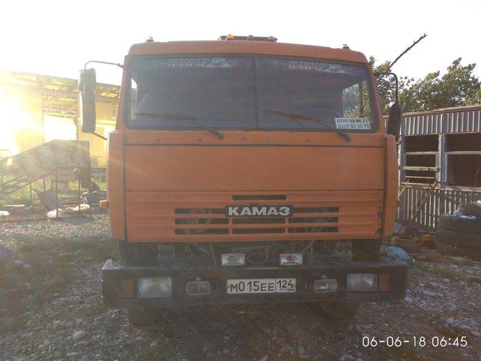 Камаз самасвал 53229,евро-2,  г.вып.. Photo 0