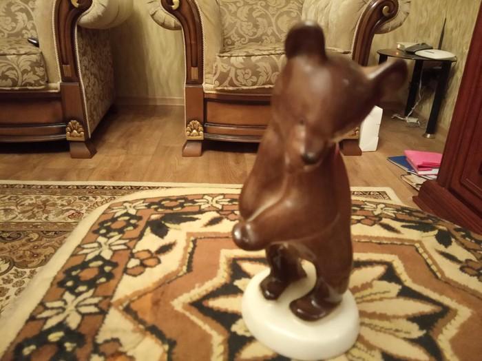 Медведь лфз статуэтка. Photo 1