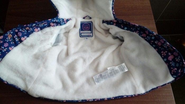 COOL CLUB jaknica za bebu veličine 74.. Photo 2