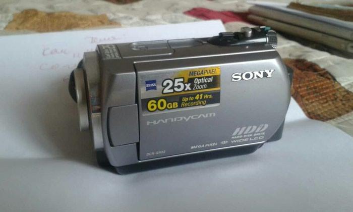 Продаю видео камеру в хорошем состоянии за 2500 сом. в Бишкек