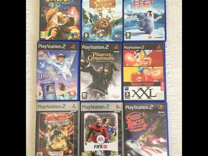 9 παιχνίδια για PS2. Δουλεύουν όλα κανονικά.. Photo 5