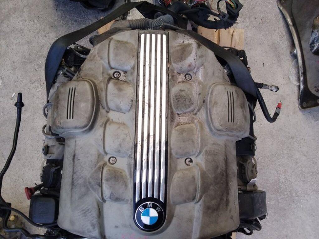 Двигатель БМВ 4.4 л: Двигатель БМВ 4.4 л