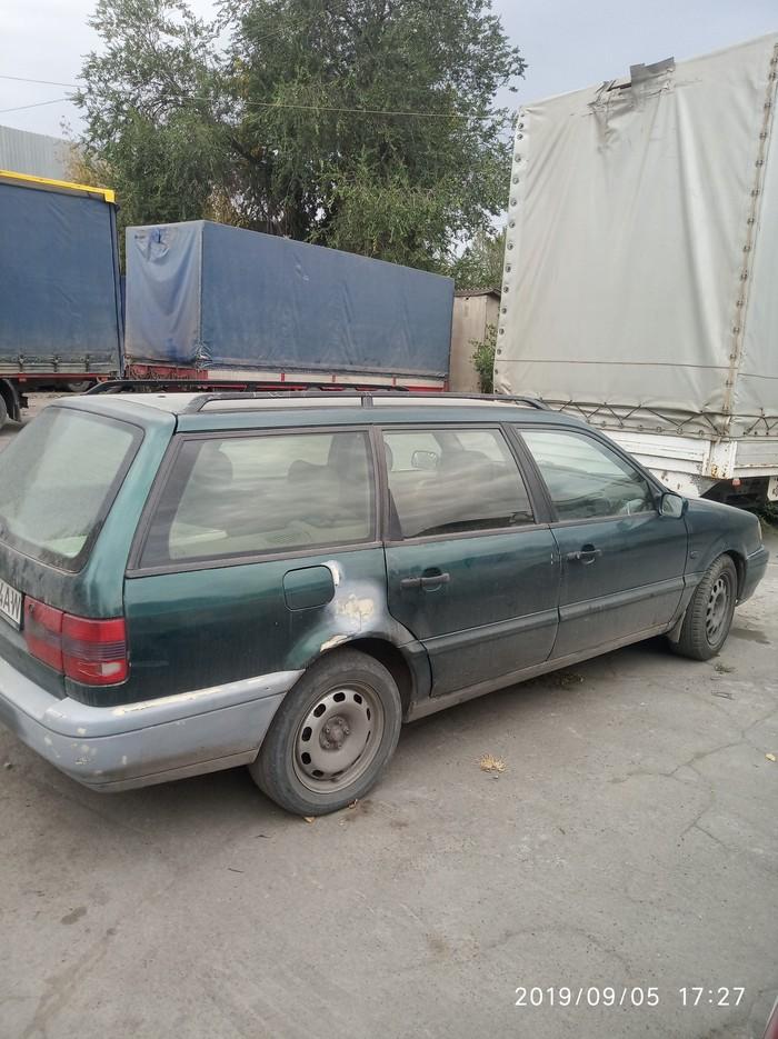 Volkswagen Passat 1996. Photo 2