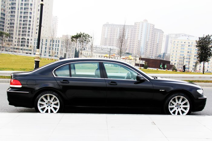 BMW 7 series 2006. Photo 2