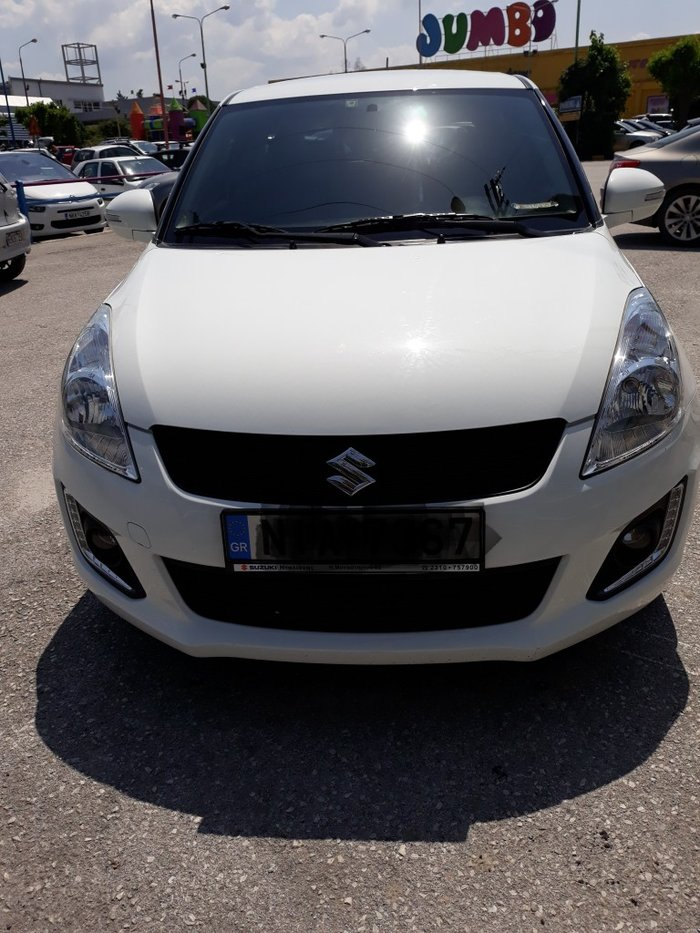 Suzuki Swift 2015. Photo 0