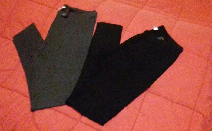 Κολάν Η+Μ, size M/L, χρώμα : γκρι, μαύρο, αφόρετα Και τα 2 μαζί 15€ σε Καματερó