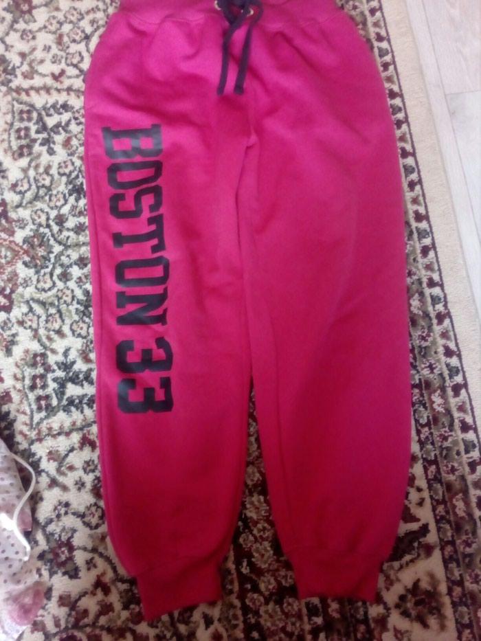 7dc85daa Спортивные штаны размер 48-50, теплый, в хорошем качестве и состоянии в  Бишкек