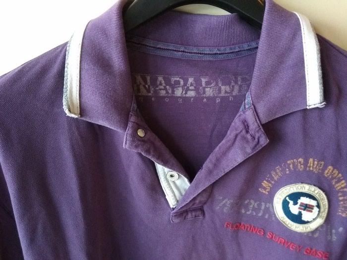 Napapijri μπλούζα, xl, από την προσωπική μου καρνταρόμπα.. Photo 1
