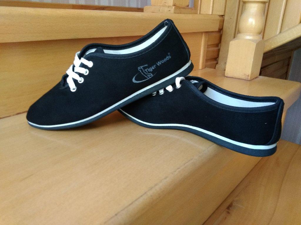 Женские спортивные туфли 37р, замшевые!