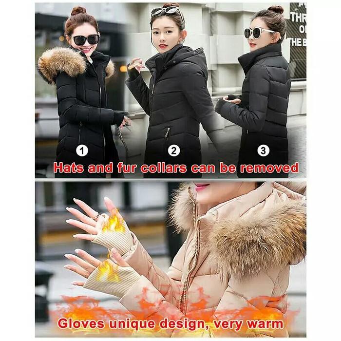 Зимный куртка для женщины. Photo 3