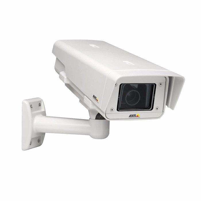 Bakı şəhərində Axis p1357-eishlenmish , amma yaxshi vezziyetde / col nezeret kameras