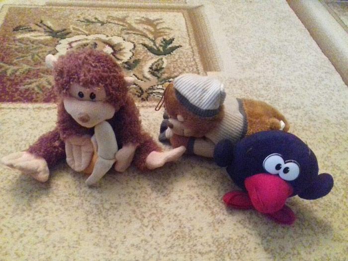 Usaq oyuncaqlari 3 ü bir yerdə  4man. Photo 0