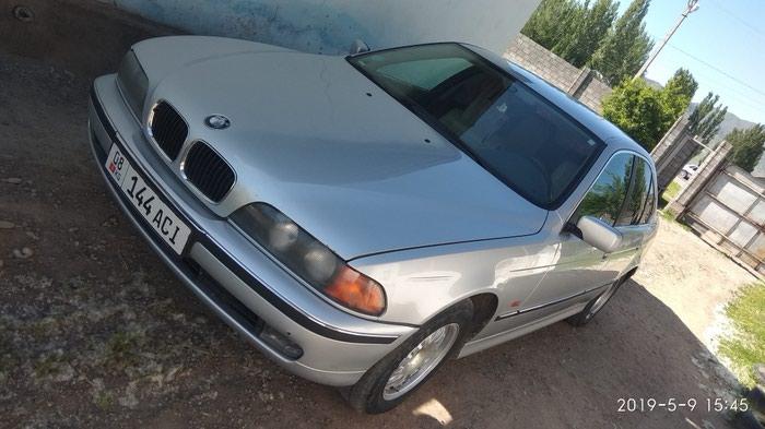BMW 520 2000. Photo 0