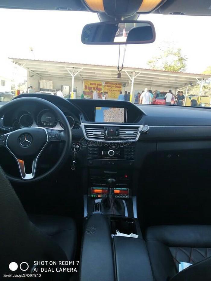 Mercedes-Benz E 250 2011. Photo 0