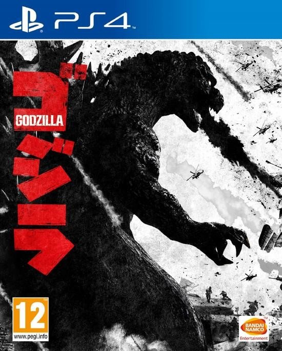Bakı şəhərində Godzilla