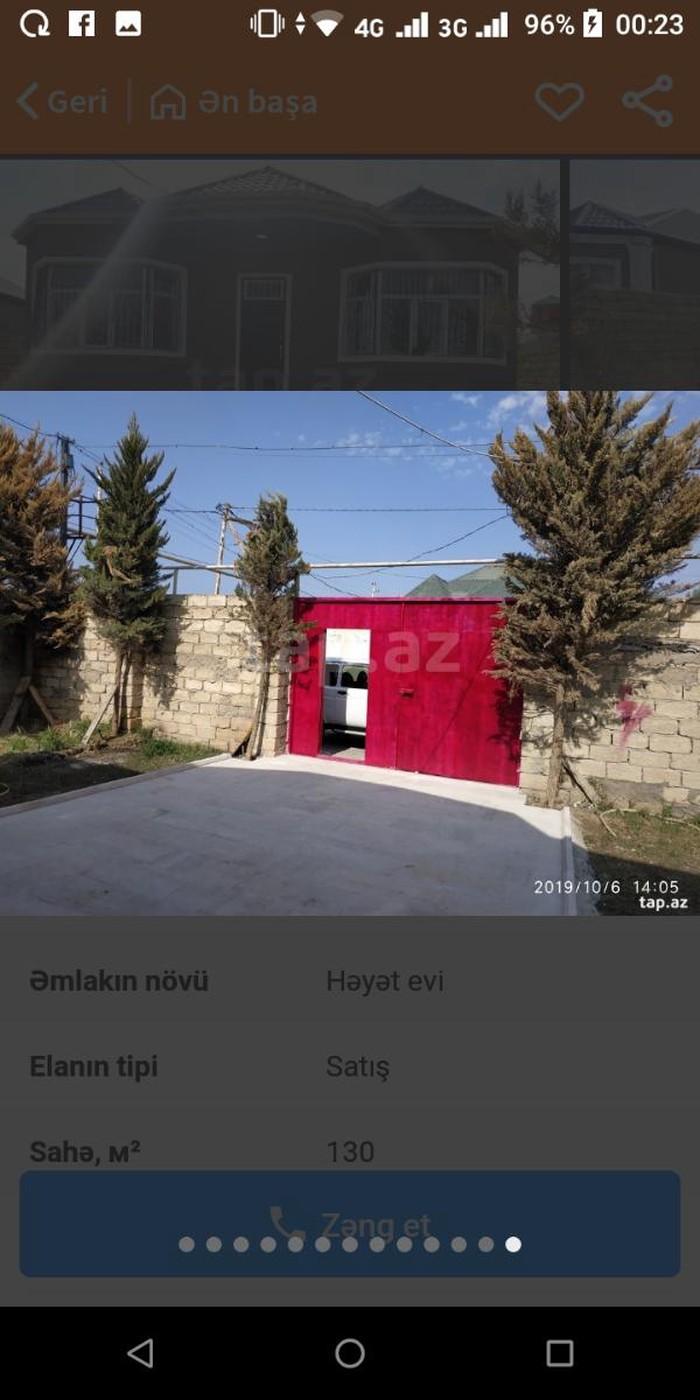 Satış Evlər vasitəçidən: 4 otaqlı. Photo 8