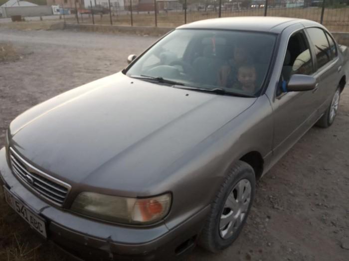 Nissan Cefiro 1998. Photo 0