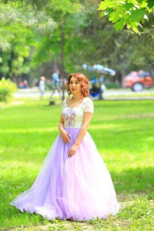 Платье на узатуу