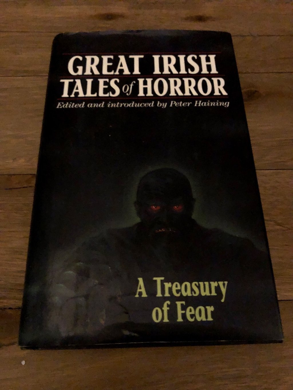 GREAT IRISH TALES OF HORROR