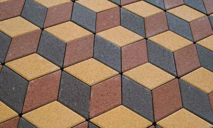 Прессований тротуарный плитка. Photo 4
