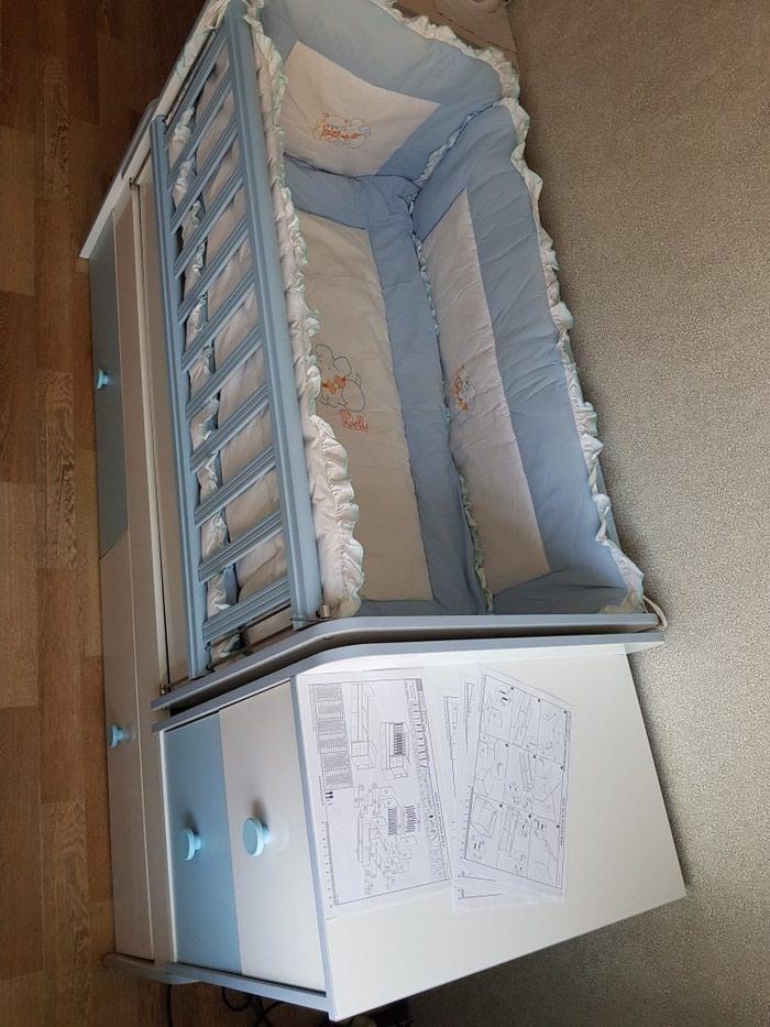 Срочно!Продаю Кровать - Колыбель- трансформер. Photo 1