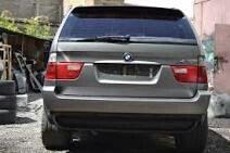 Бмв х5 е53 крышка багажника обе есть со стеклом идеальное состояние. Photo 2