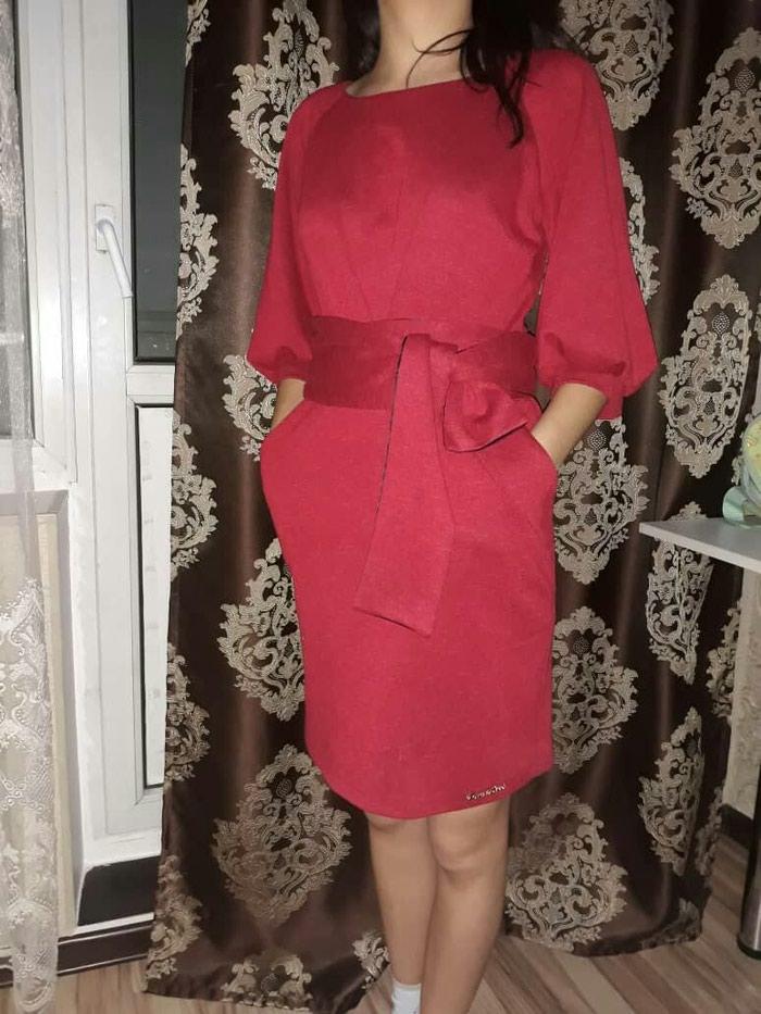 09b3208ee38ffd7 Продаю платье, производство Турция. размер 38.одевала только 2 раза ...