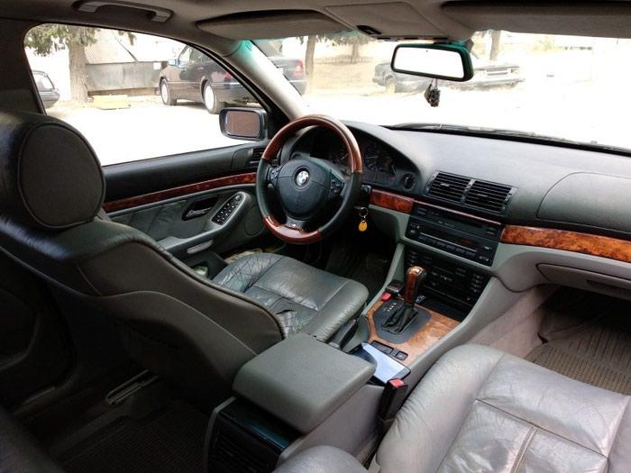 BMW 528 1998. Photo 7