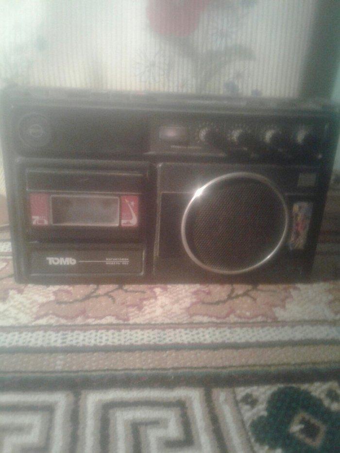 Магнитафон в атличном састаяние работает ссср саюзний в Душанбе