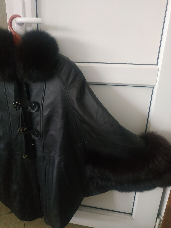 Женская кожаная курткановая: Женская кожаная курткановая