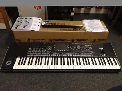 Korg OASYS 88 88-Key Workstation. Photo 0