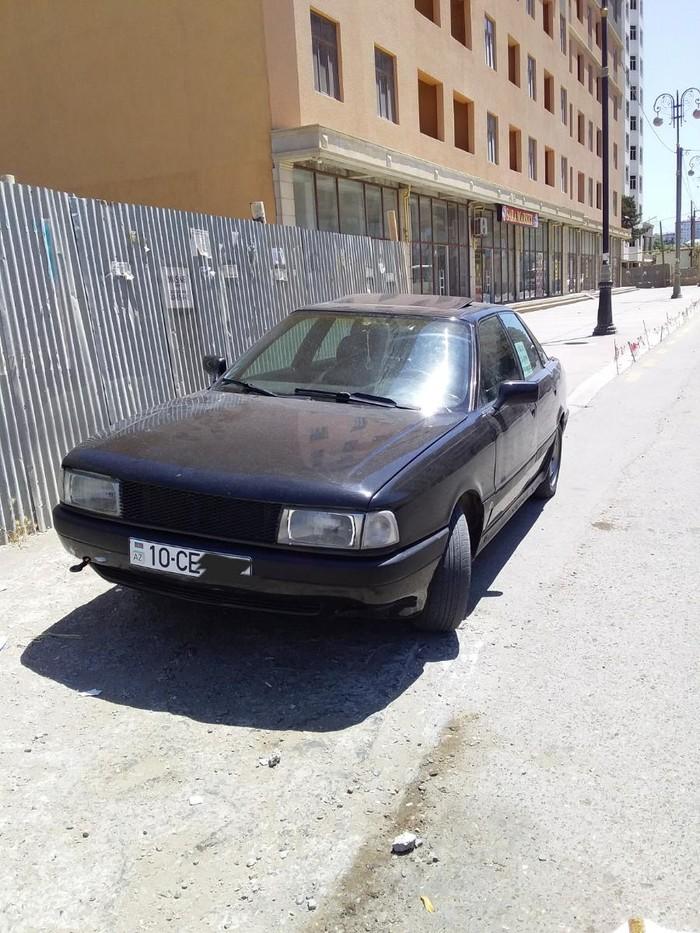 Audi 80 1990. Photo 0